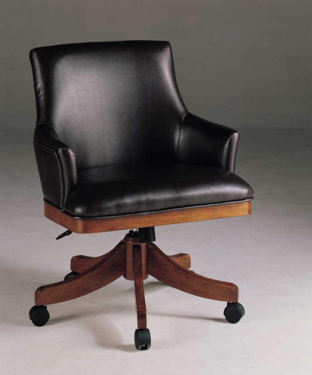 Park View Barrel Back Caster Game Chair