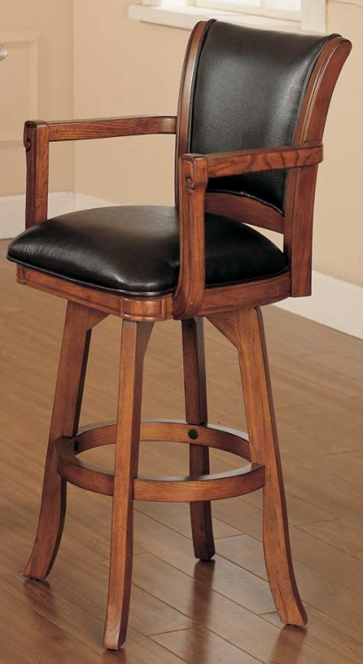 Park View Swivel Bar Stool - Hillsdale