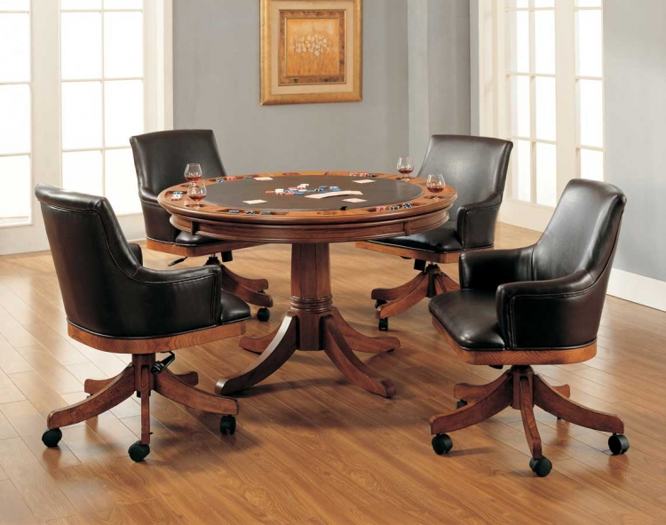 Park View Game Table Collection 2 - Hillsdale