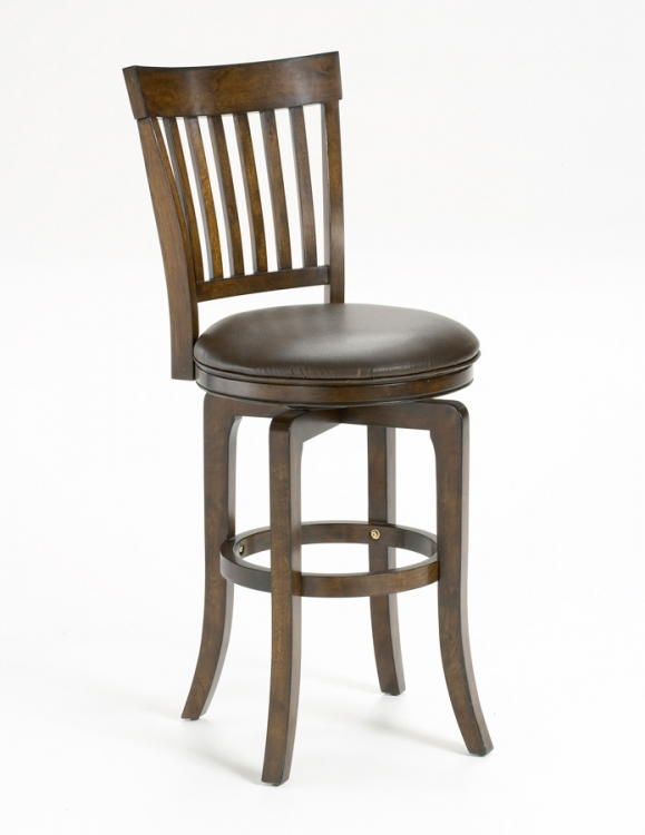 Arbor Hill Swivel Bar Stool - Hillsdale