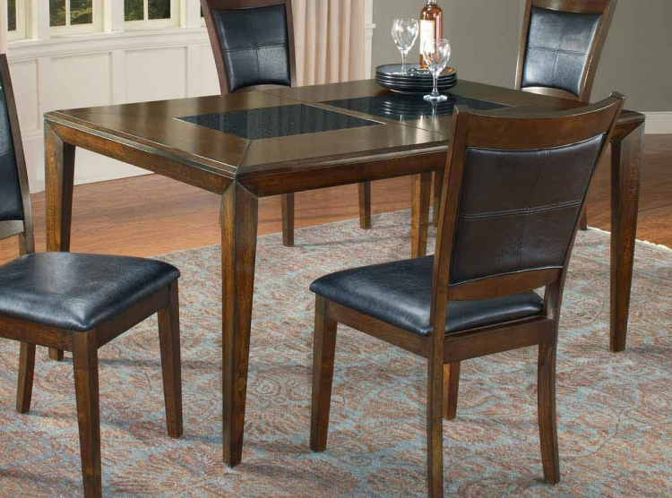 Shangri-La Dining Table with Granite