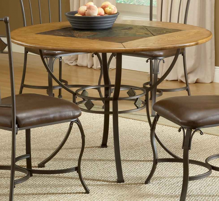Lakeview Round Dining Table - Hillsdale