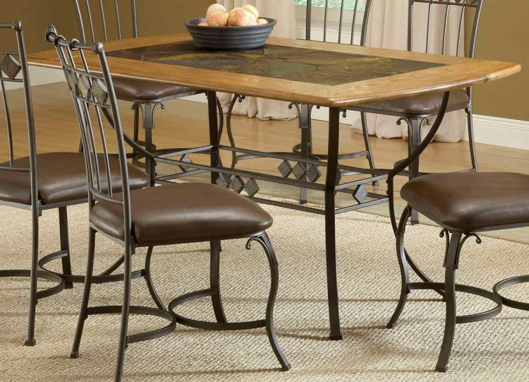 Lakeview Rectangle Dining Table - Hillsdale