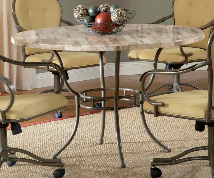Hinsdale Round Dining Table