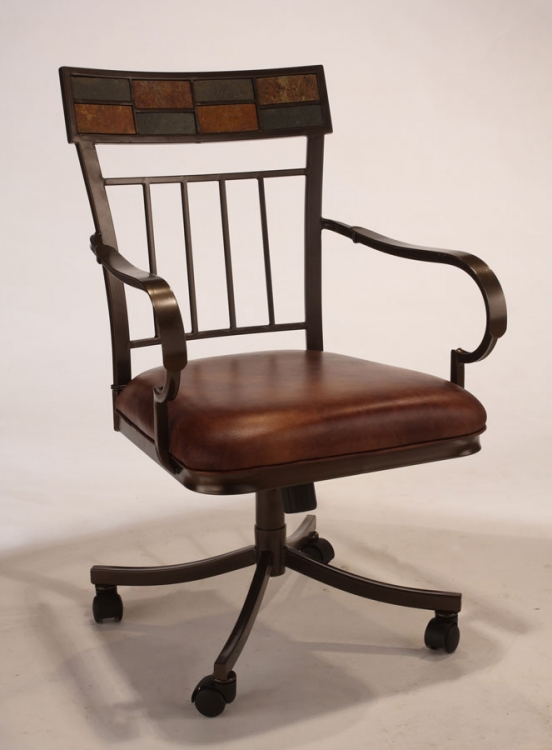 Montero Slate Dining Chair