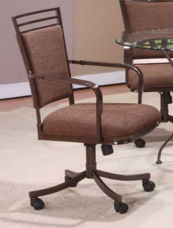 Trebec Caster Chair