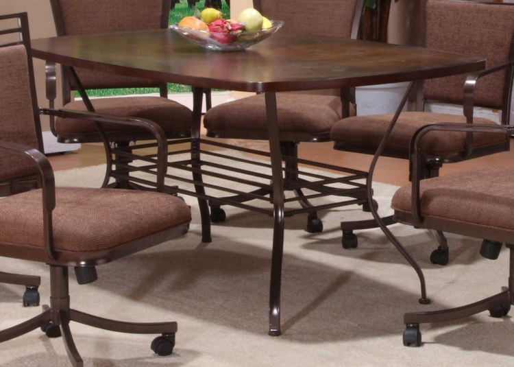 Trebec/Montero Rectangle Dining Table