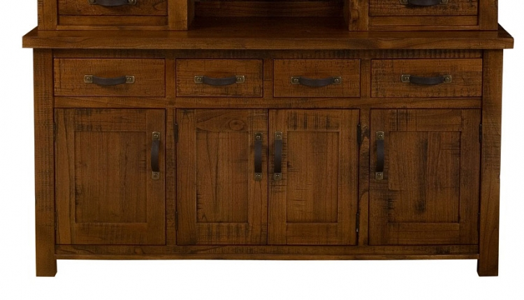 Outback Buffet - Distressed Chestnut