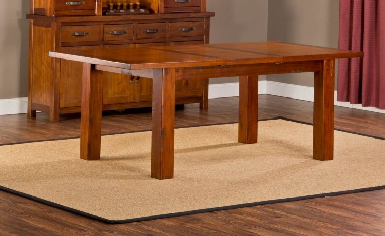 Outback Dining Table - Distressed Chestnut