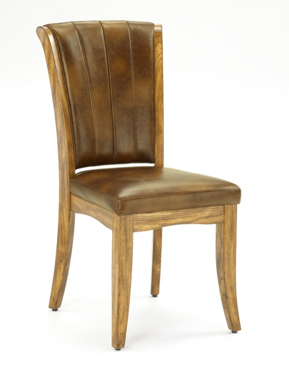 Grand Bay Office Chair - Oak - Hillsdale