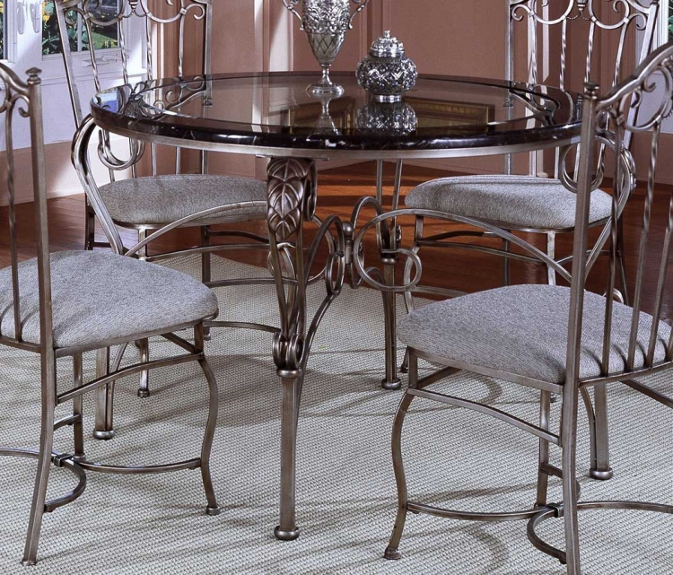 Ambrosia Marble Dining Table