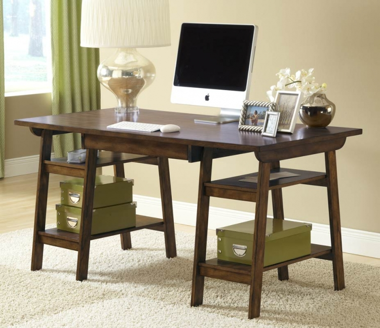 Park Glen Desk - Cherry - Hillsdale