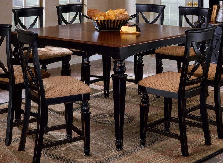 Northern Heights Counter Height Dining Table - Hillsdale