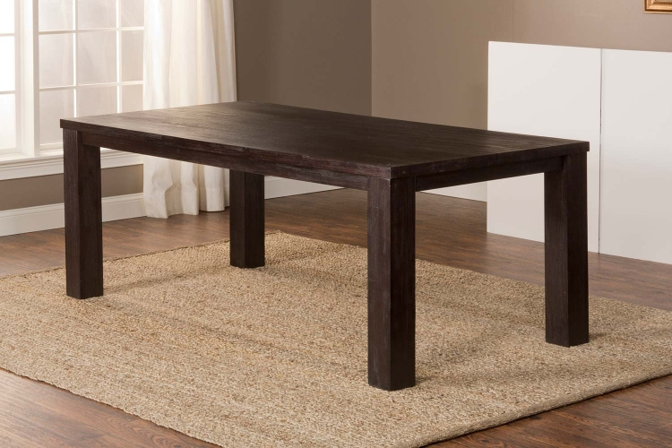 Simply Sydney Dining Table - Smoke Brown