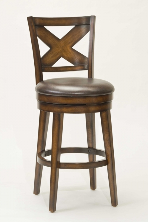Sunhill Swivel Bar Stool - Hillsdale