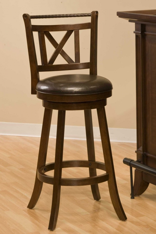 Glenmont Swivel Counter Stool