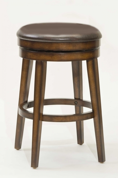 Beechland Swivel Bar Stool - Hillsdale