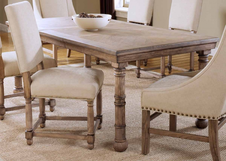 Hartland Dining Table With Extension Leaf - Hillsdale