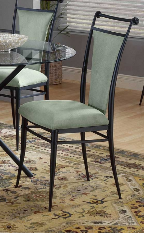 Cierra Dining Chairs - Atmosphere Fabric