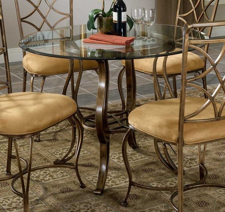Glendale Round Dining Table