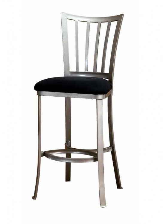 Delray Metal Non-Swivel Bar Stool - Hillsdale