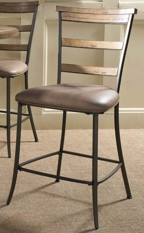 Charleston Ladder Back Stool - Hillsdale