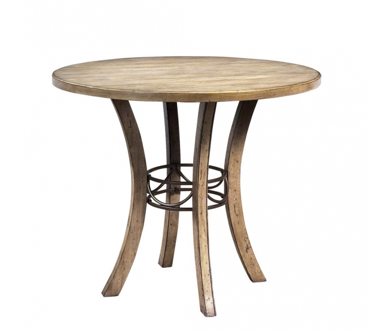 Charleston Round Counter Height Dining Table - Hillsdale