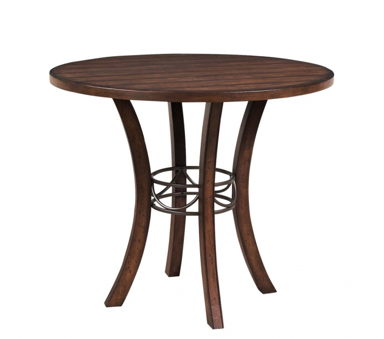 Cameron Counter Height Round Dining Table - Hillsdale