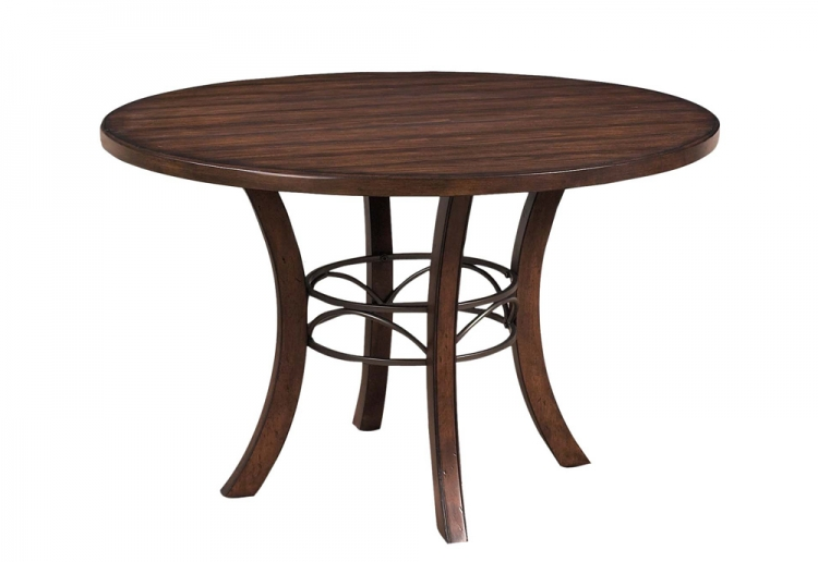Cameron Round Dining Table - Hillsdale