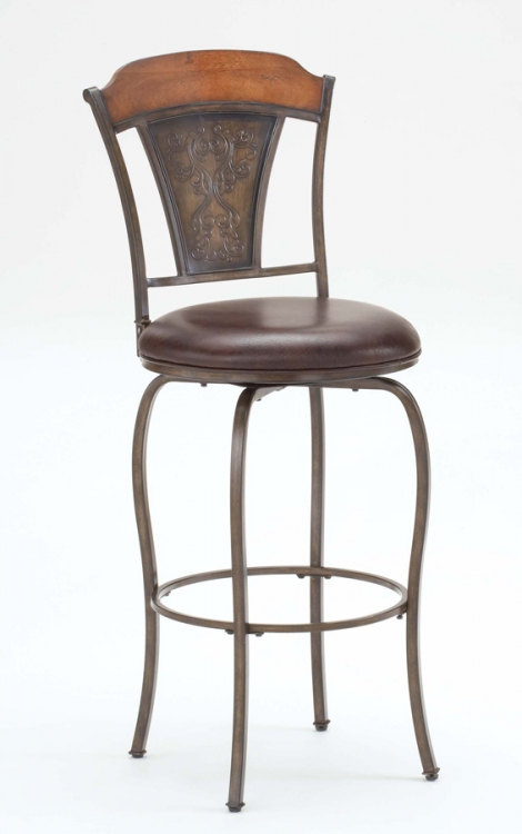 Huntington Swivel Counter Stool