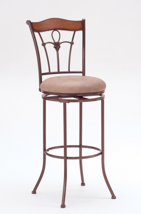 Ryland Swivel Counter Stool - Hillsdale