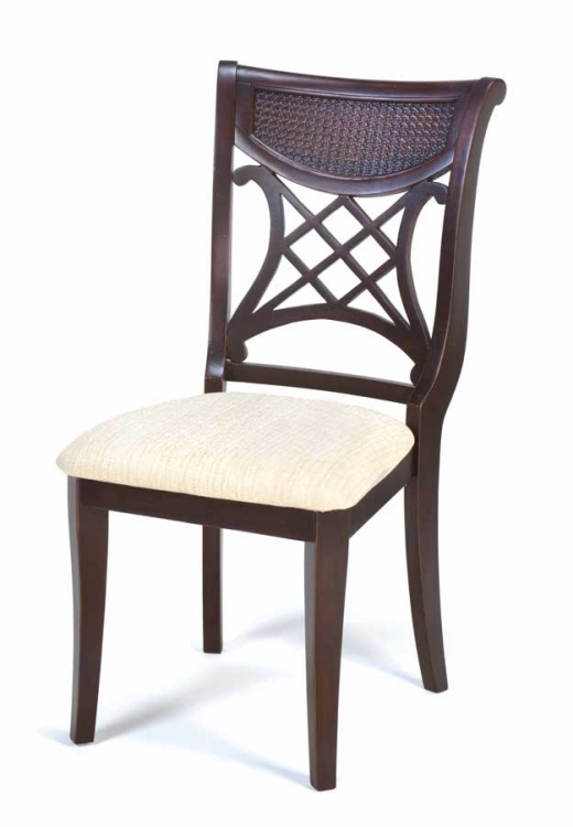 Glenmary Chair - Dark Cherry