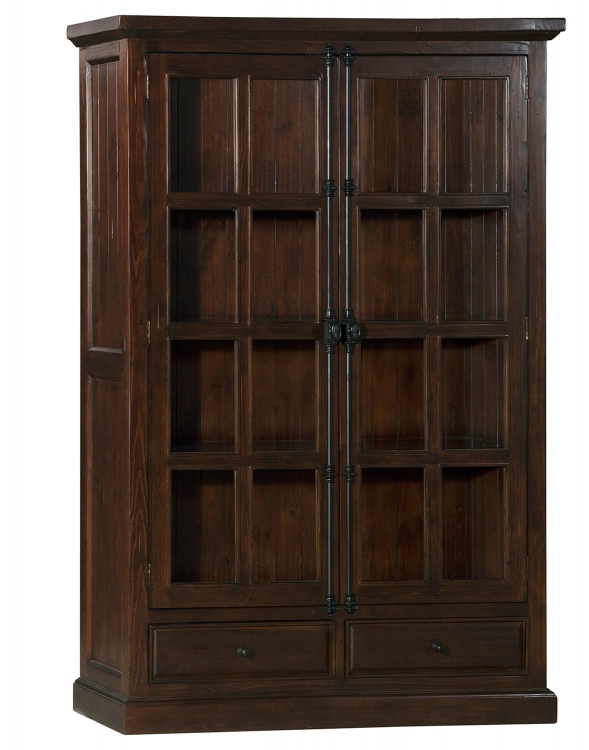Tuscan Retreat Double Door Cabinet - Park Avenue