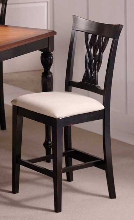 Embassy Non-swivel Counter Stool