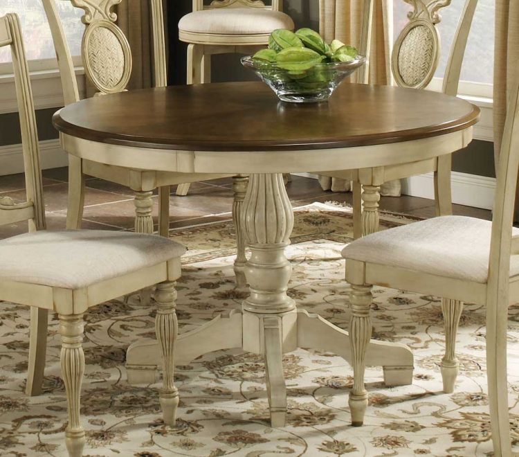 Cumberland Round Pedestal Table
