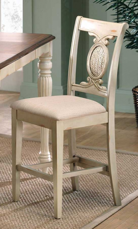 Cumberland Non-swivel Counter Stool