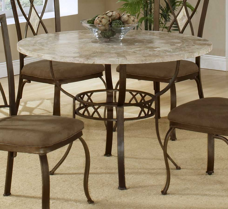 Brookside Round Dining Table