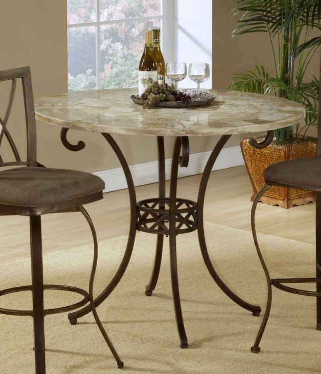 Brookside Counter Height Dining Table - Hillsdale