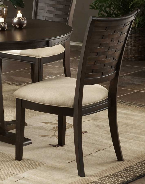 Oxmoor Lattice Back Chair