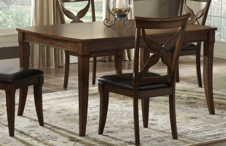 Chenoweth Dining Table with Fixed Top