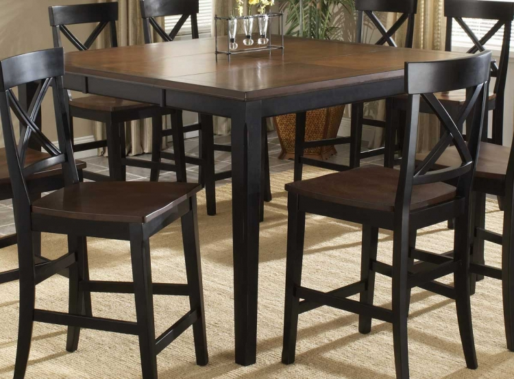 Englewood Rectangle Leg Extension Gathering Table
