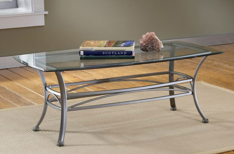 Abbington Rectangle Coffee Table - Hillsdale