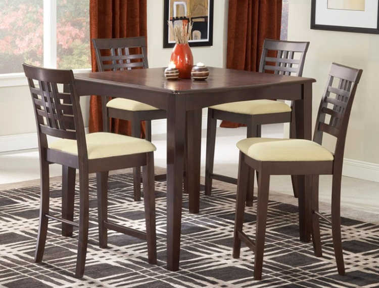 Tiburon Counter Dining Table - Hillsdale