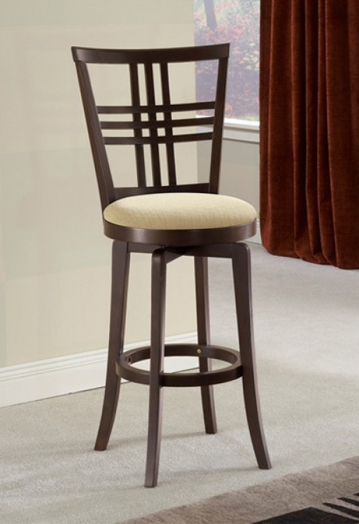 Tiburon II Swivel Counter Stool - Hillsdale