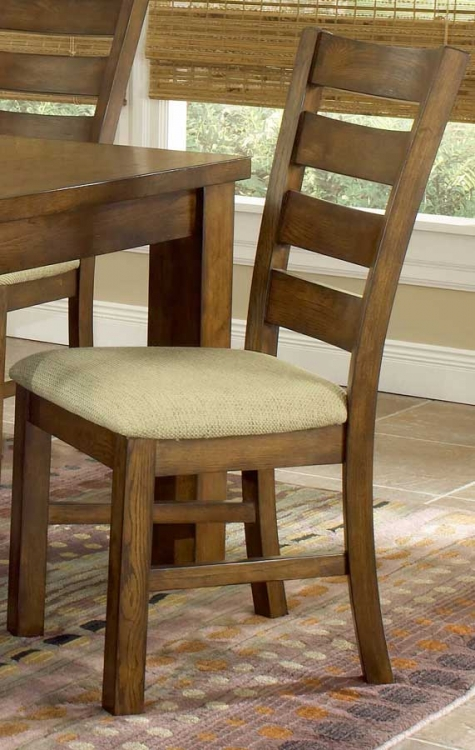 Hemstead Wood Dining Chairs - Hillsdale