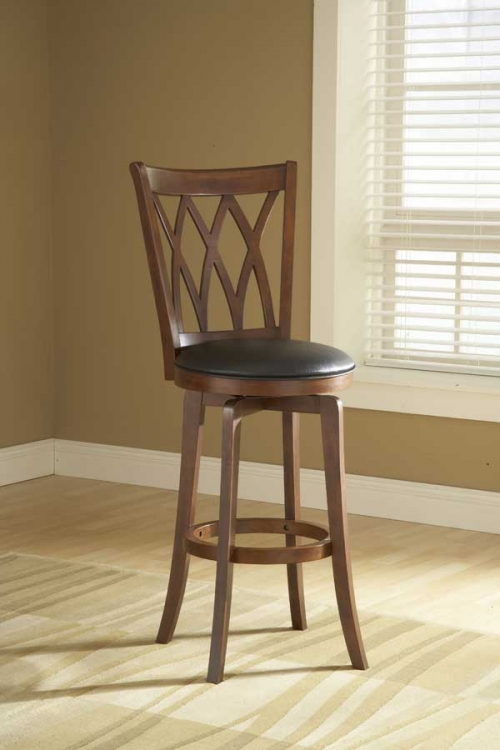 Mansfield Swivel Counter Stool - Hillsdale