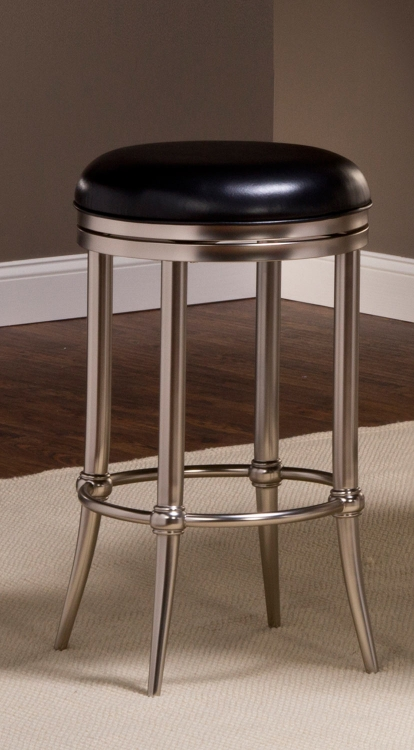 Cadman Backless Bar Stool - Espresso - Hillsdale
