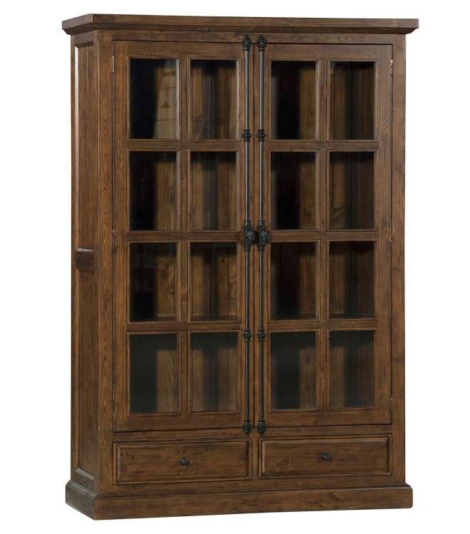 Tuscan Retreat Double Door Cabinet - Oxford
