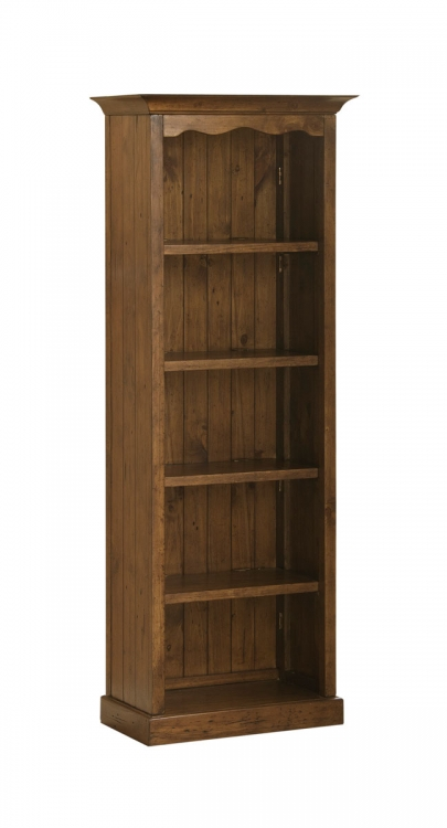 Tuscan Retreat Small Bookcase - Antique Pine