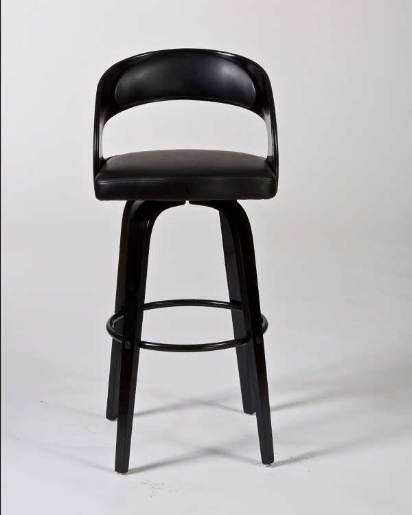 Forbes Counter Stool - Black